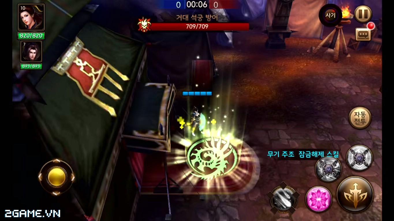 Heroes Migeom - Game Hàn chất lượng cao cập bến Việt Nam 6