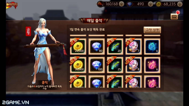 Heroes Migeom - Game Hàn chất lượng cao cập bến Việt Nam 8