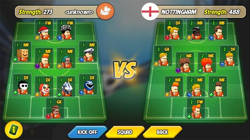 Kungfu Feet cho bạn trở về thời game đá bóng tuyệt chiêu trên điện tử băng 2