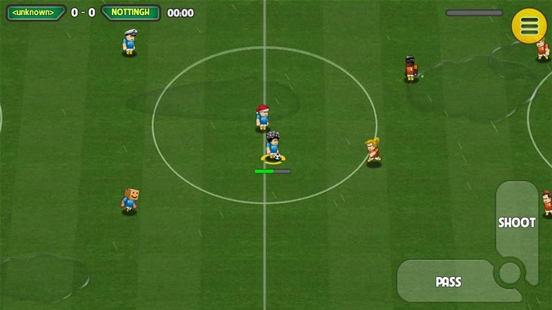 Kungfu Feet cho bạn trở về thời game đá bóng tuyệt chiêu trên điện tử băng 3
