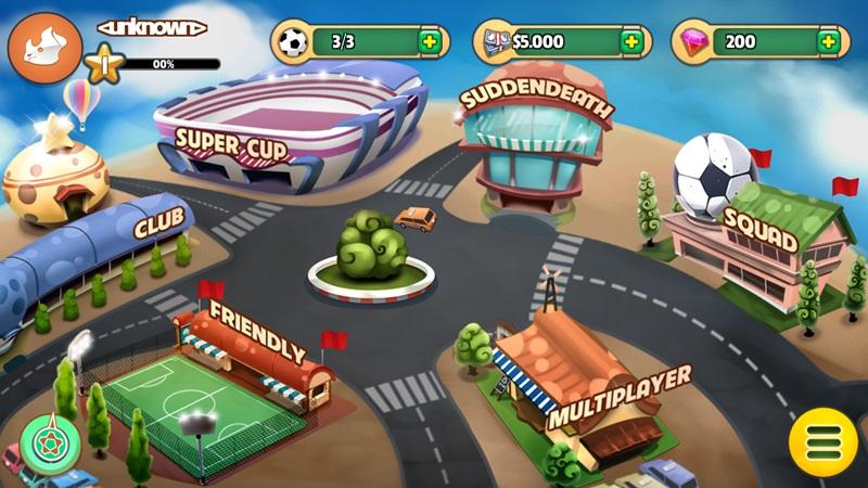 Kungfu Feet cho bạn trở về thời game đá bóng tuyệt chiêu trên điện tử băng 5
