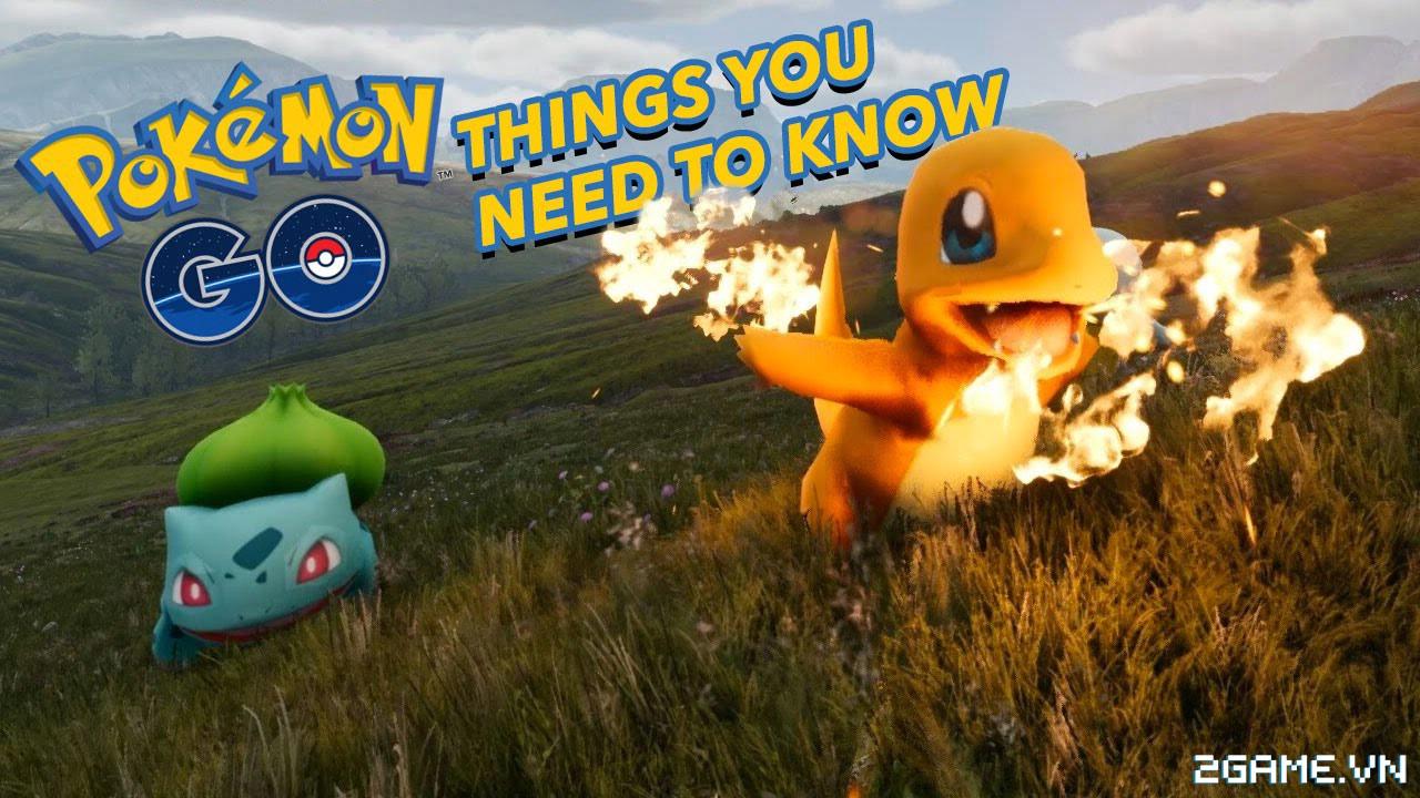 Pokémon GO hẹn ra mắt vào quý 1 năm 2016 2