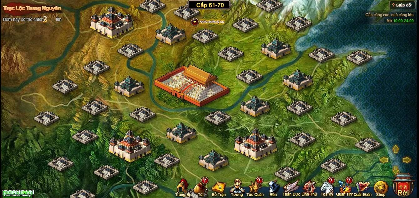 Hồi Đáo Tam Quốc - Webgame chuyển thể từ phim đến Việt Nam 4