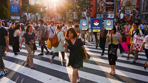8 lưu ý khi tham gia chơi Pokémon GO 1