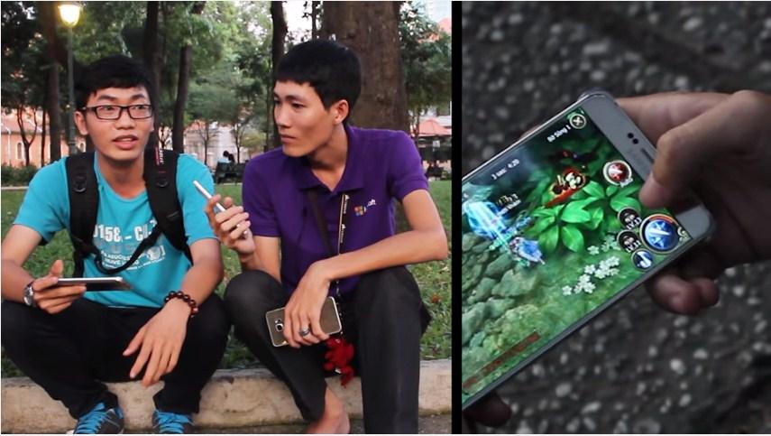 Giới trẻ đánh giá về Song Long Truyền Kỳ mobile 4