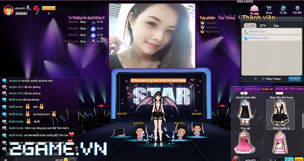 IdolTV cho phép người xem 'thông' chủ phòng 0