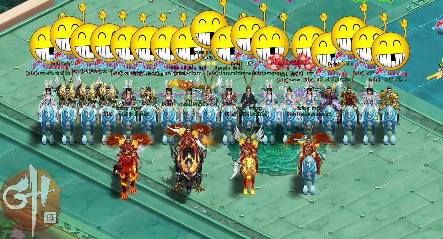 Tặng 345 giftcode game Giang Hồ Võ Hiệp 1