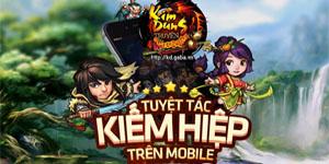 Kim Dung Truyện cập bến Việt Nam