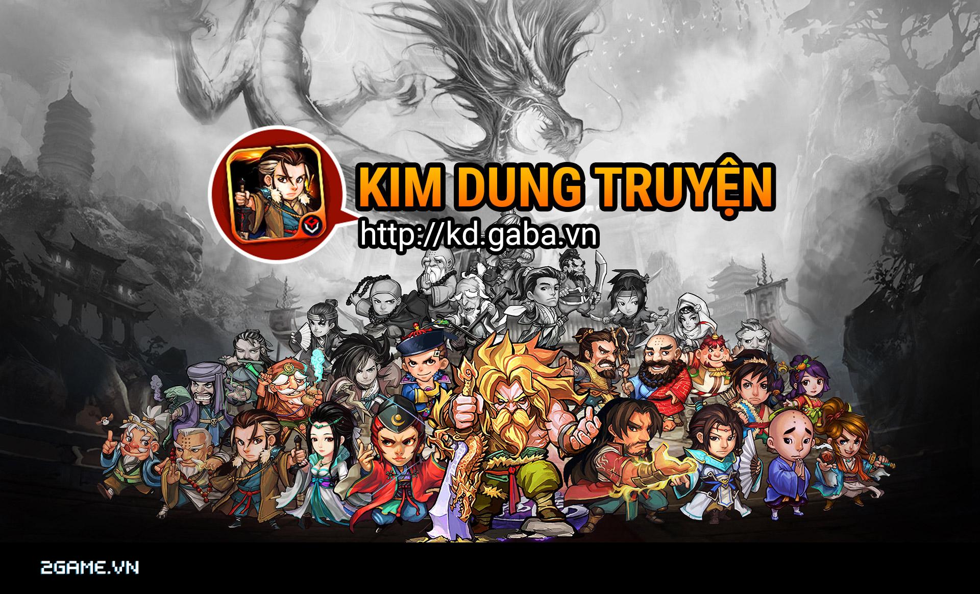 Kim Dung Truyện cập bến Việt Nam 2