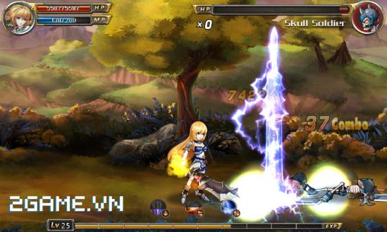 Thần Thoại mobile là tên Việt hóa của game Sword Of Soul 3
