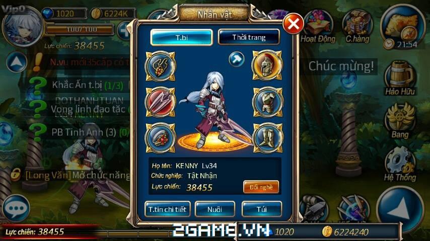 Chơi thử Thần Thoại mobile: Bản Việt hóa của Sword Of Soul 1