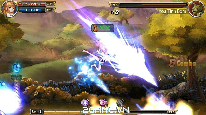 Chơi thử Thần Thoại mobile: Bản Việt hóa của Sword Of Soul 4