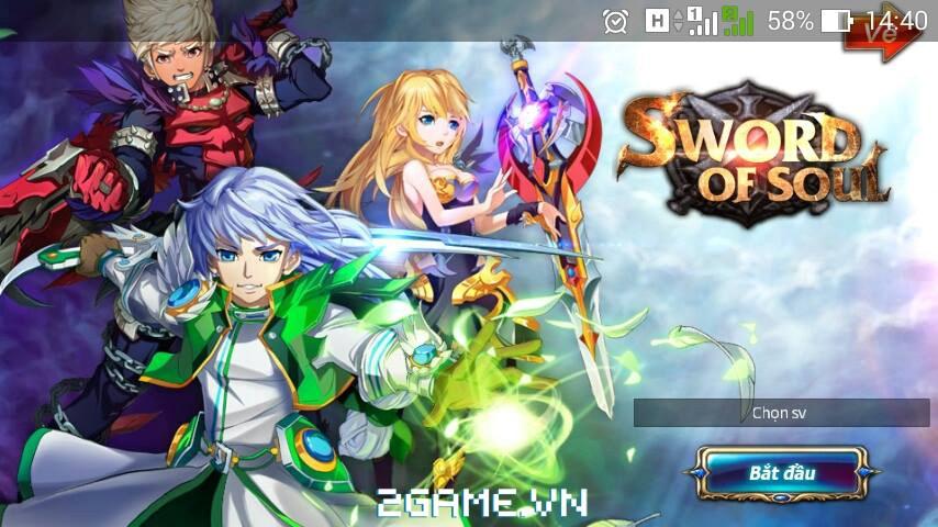 Chơi thử Thần Thoại mobile: Bản Việt hóa của Sword Of Soul 0