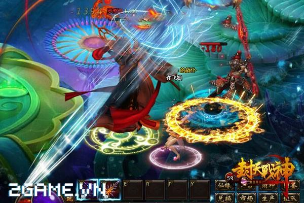 Cửu Kiếm HD khiến người chơi 'phê lòi con mắt' với hiệu ứng kỹ năng 4