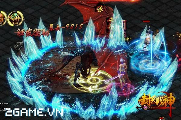 Cửu Kiếm HD khiến người chơi 'phê lòi con mắt' với hiệu ứng kỹ năng 7