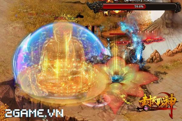 Cửu Kiếm HD khiến người chơi 'phê lòi con mắt' với hiệu ứng kỹ năng 8