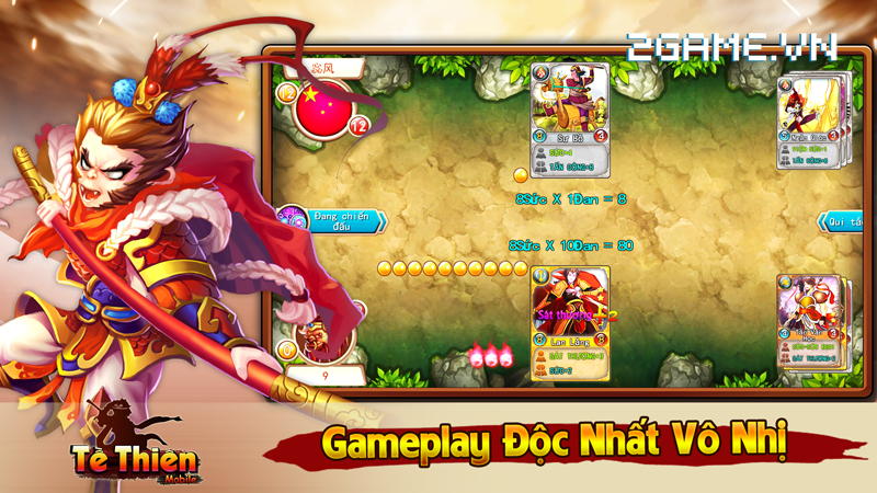 Tề Thiên mobile mở cửa đón game thủ Việt vào chơi 0