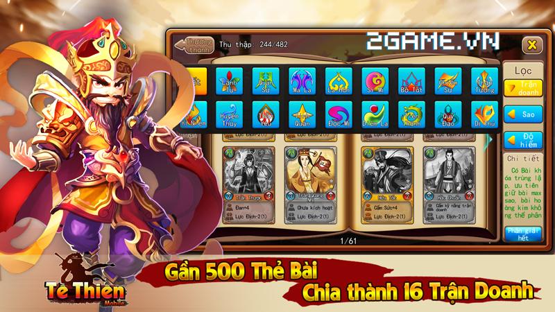 Tề Thiên mobile mở cửa đón game thủ Việt vào chơi 1