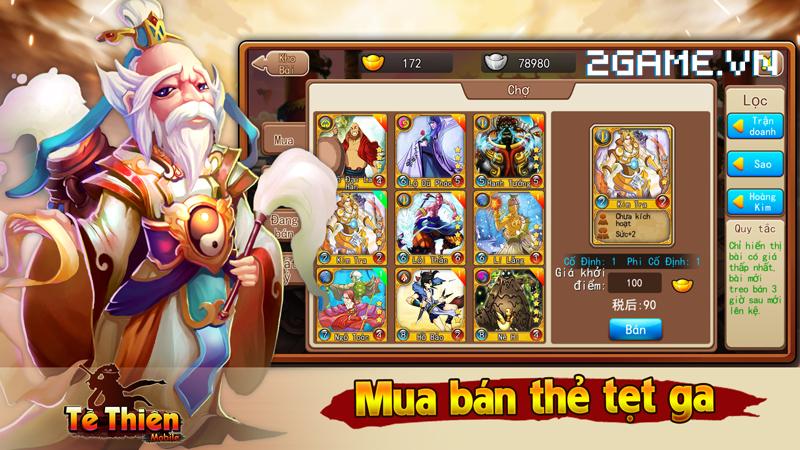Tề Thiên mobile mở cửa đón game thủ Việt vào chơi 2