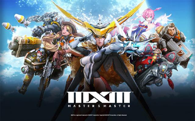 Master X Master khoe hình dáng các heroes