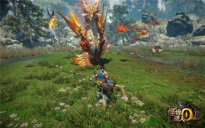 Monster Hunter Online cung cấp hơn 300 tùy chỉnh về hình ảnh nhân vật