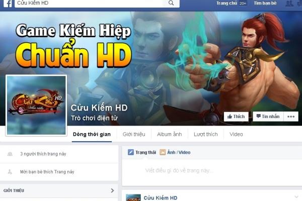 Cửu Kiếm HD là tên Việt hóa của game Phong Thiên Chiến Thần 2