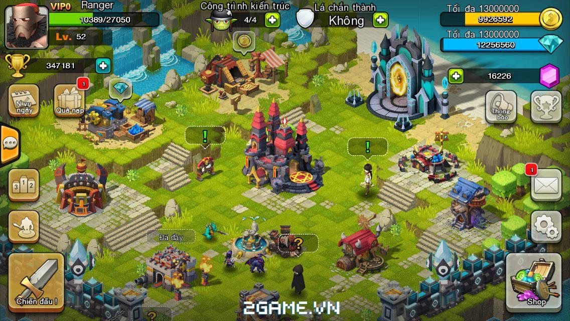Đế Chế Hồi Sinh ở làng game Việt 0