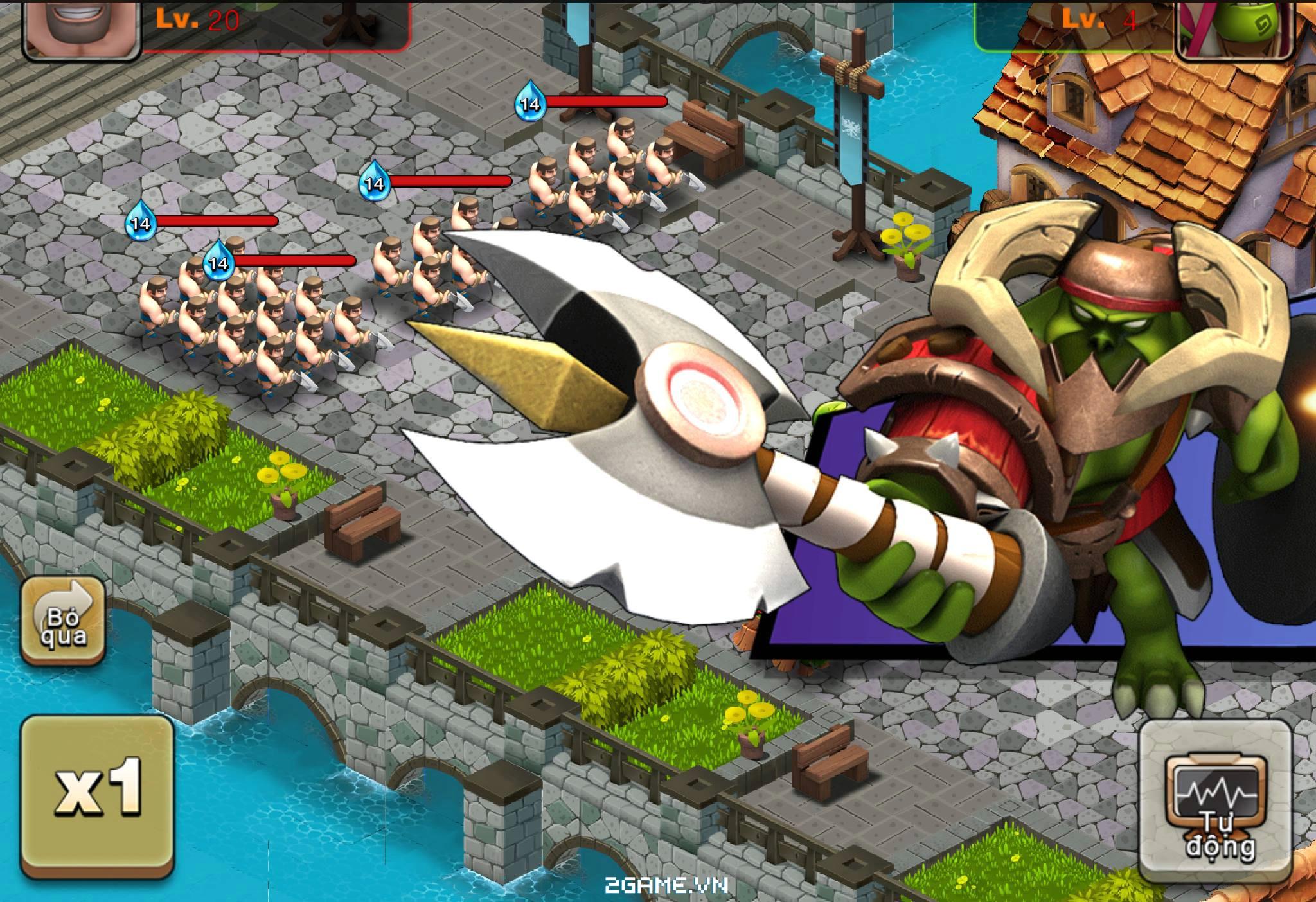 Đế Chế Hồi Sinh ở làng game Việt 2