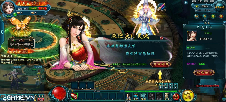 Game Linh Vực cập bến Việt Nam 3