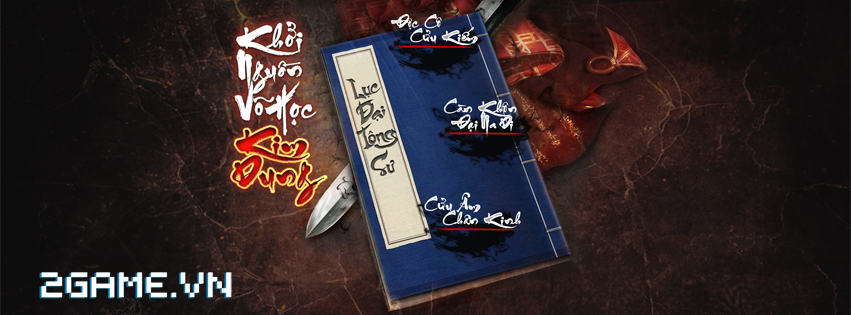 Lục Đại Tông Sư của Soha Game là hàng tự sản xuất 2