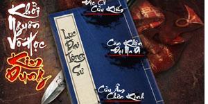 Lục Đại Tông Sư của Soha Game là hàng tự sản xuất