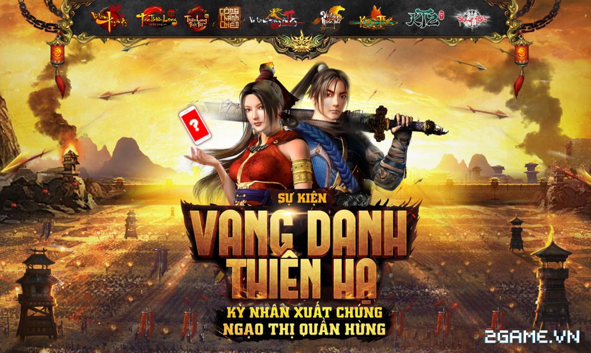 Tân Võ Lâm của VNG và VTC Mobile là gì? 1
