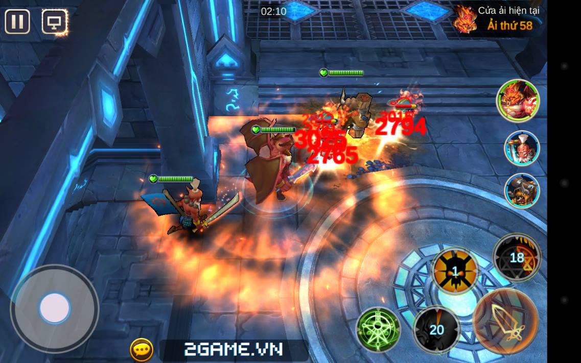 Chiến Thần DotA nằm gọn trong túi VTC Game 2