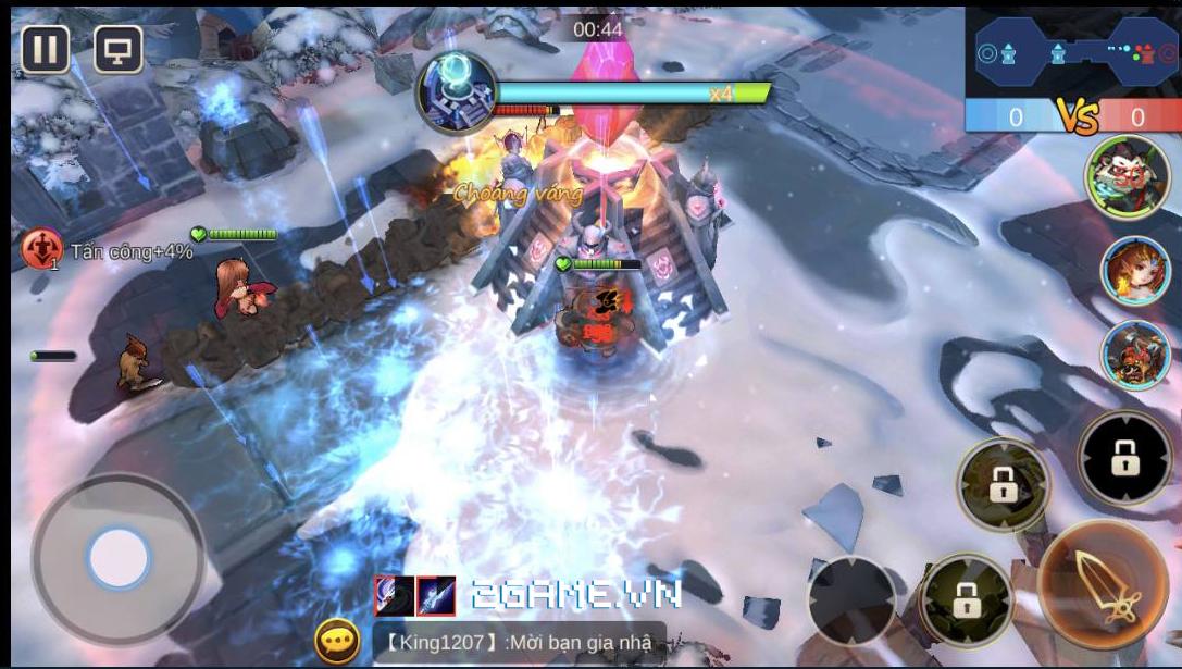 Chiến Thần DotA nằm gọn trong túi VTC Game 3