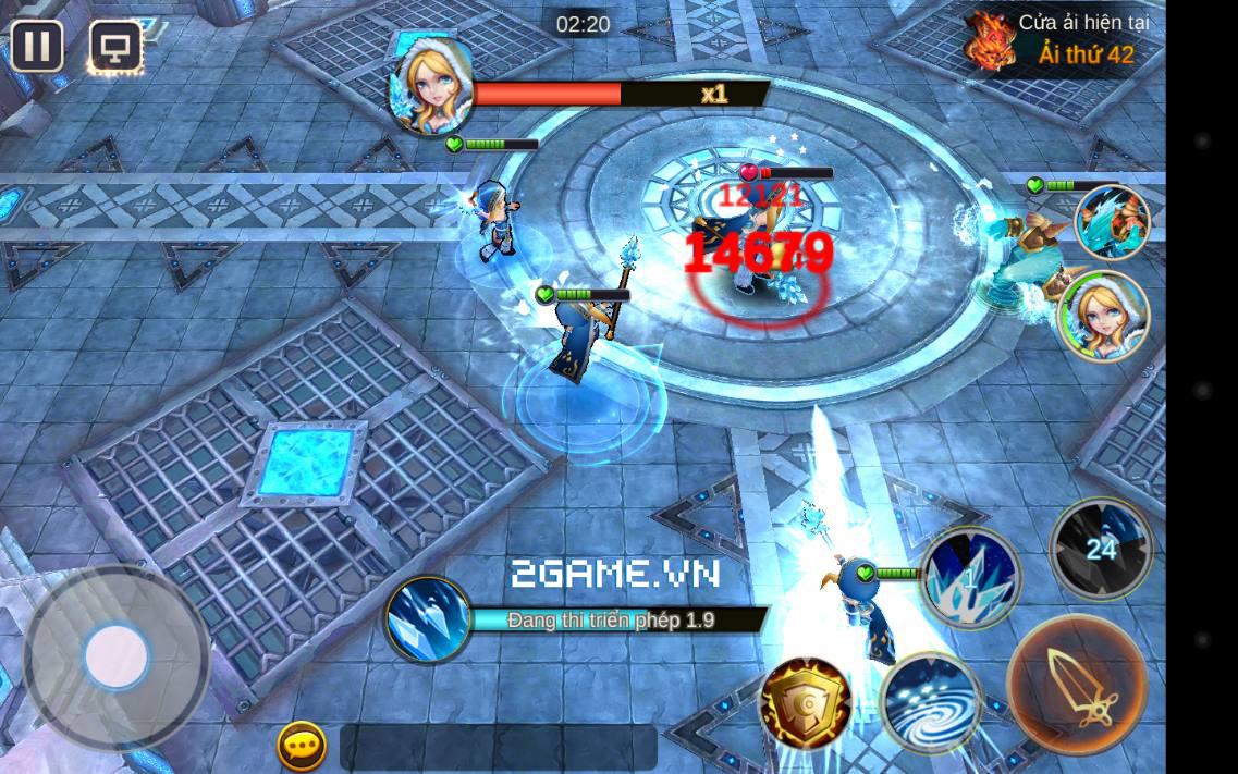 Chiến Thần DotA nằm gọn trong túi VTC Game 4