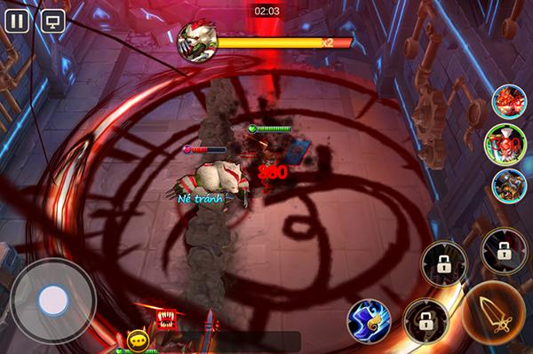Chiến Thần DotA nằm gọn trong túi VTC Game 1