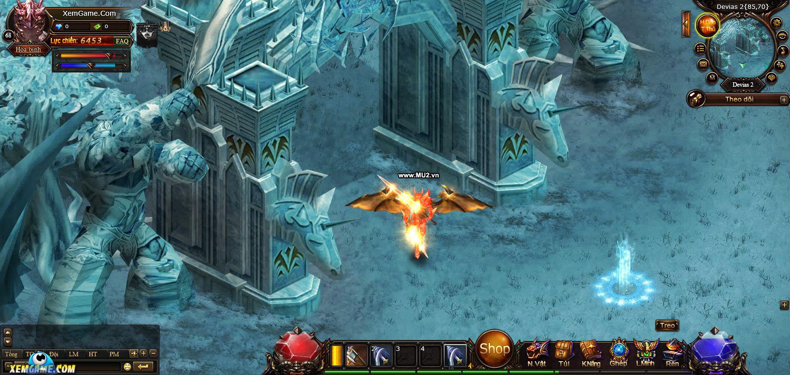 5 game online về MU Online đã ra mắt tại Việt Nam 2