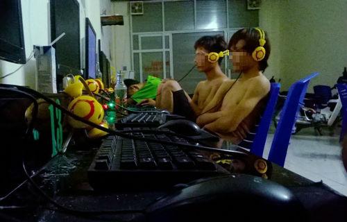 Game thủ nên làm gì khi bị NPH Game bắt ngồi không xơi nước? 2