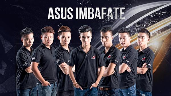 GPL 2015: Nhận định trước trận đấu Boba Marine vs ASUS ImbaFate