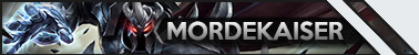 LMHT: Riot muốn Mordekaiser thuần Support?