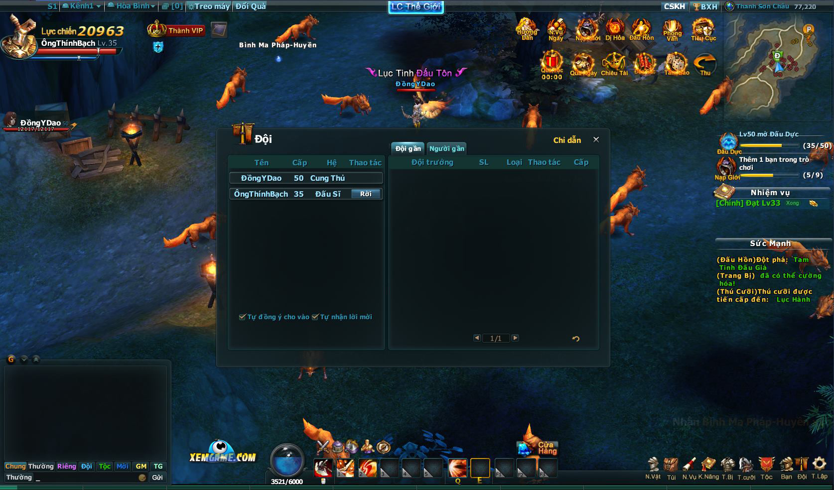 Game Đấu Phá Thương Khung   XEMGAME.COM