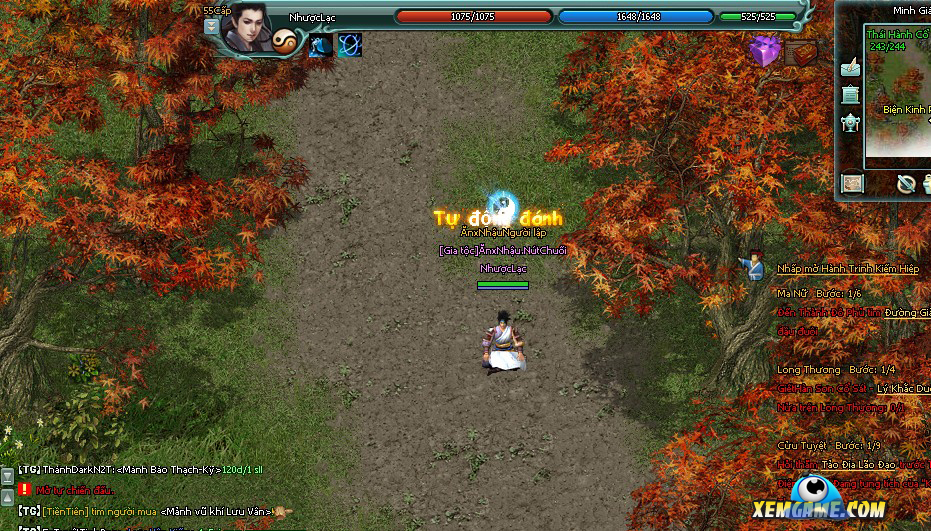 4 tính năng không thể không có trong game online Việt Nam 1