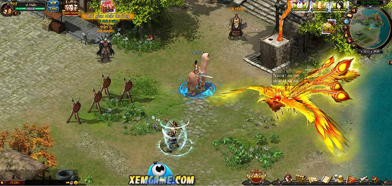 4 tính năng không thể không có trong game online Việt Nam 3