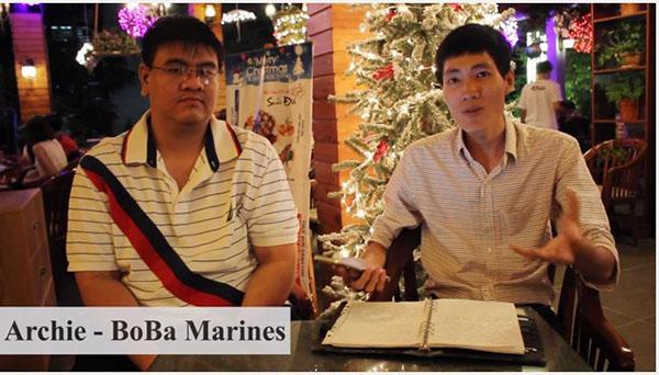 Boba Marines cũng say mê Song Long Truyền Kỳ Mobi 0