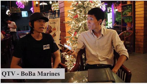 Boba Marines cũng say mê Song Long Truyền Kỳ Mobi 1