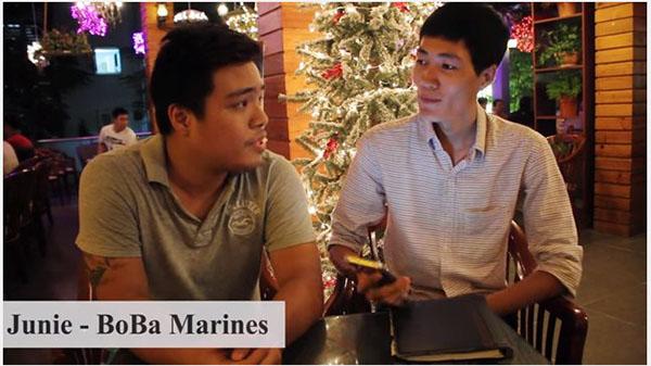 Boba Marines cũng say mê Song Long Truyền Kỳ Mobi 2