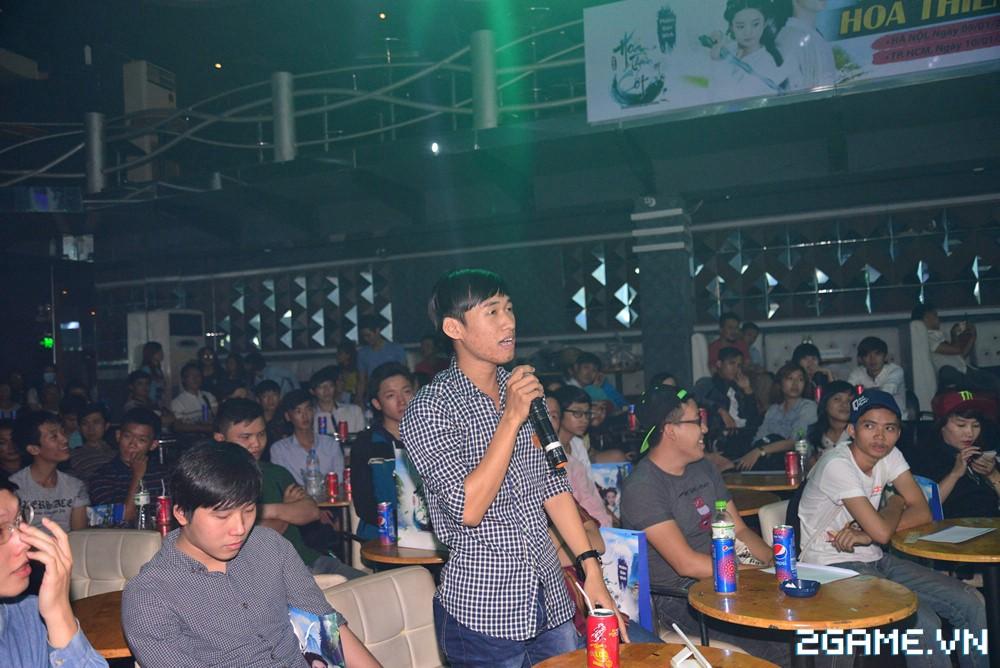 Trang Moon, Minh Hằng quậy tưng bừng trong sự kiện ra mắt game Hoa Thiên Cốt Web 5