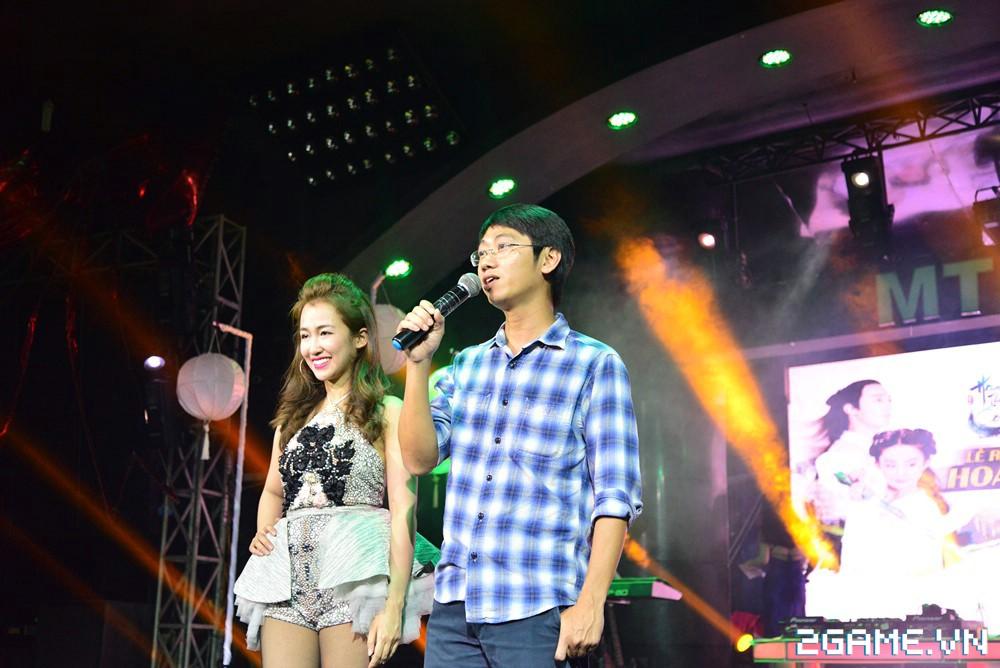 Trang Moon, Minh Hằng quậy tưng bừng trong sự kiện ra mắt game Hoa Thiên Cốt Web 4