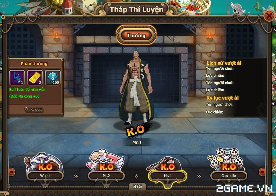 Game Đại Hải Trình tự tin tái hiện 100% nguyên tác One Piece? 4