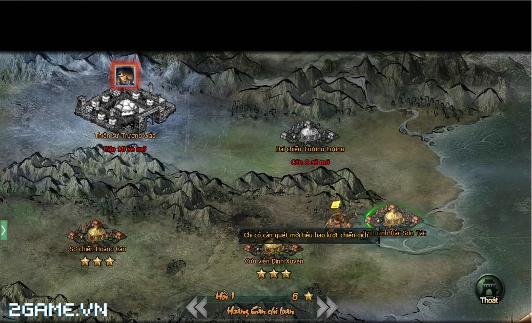 Thỏa sức phô diễn chiến thuật trong game Vi Vương ngày trình làng 0